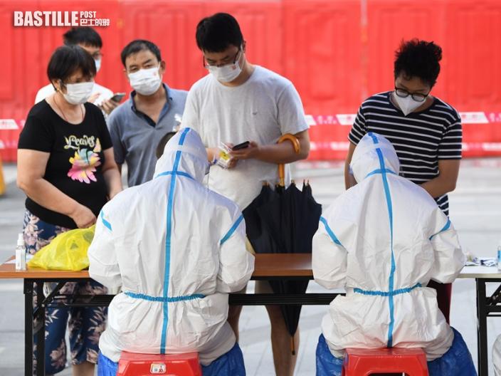 廣州增8宗本土確診 廣西南寧發現首宗輸入印度變種個案