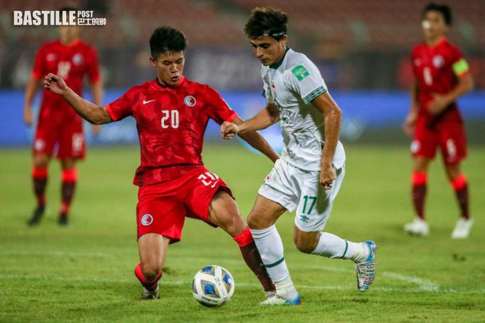 【世盃外】余煒廉初次為香港隊上陣 盼累積更多經驗