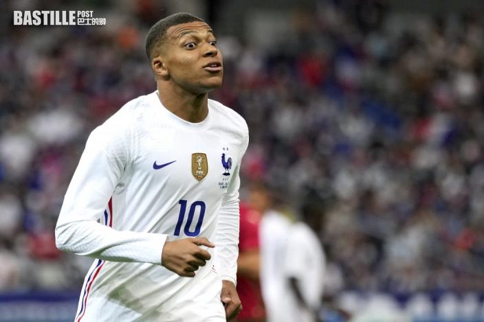 【歐國盃】法國出戰前夕 麥巴比公開質疑是否留效PSG
