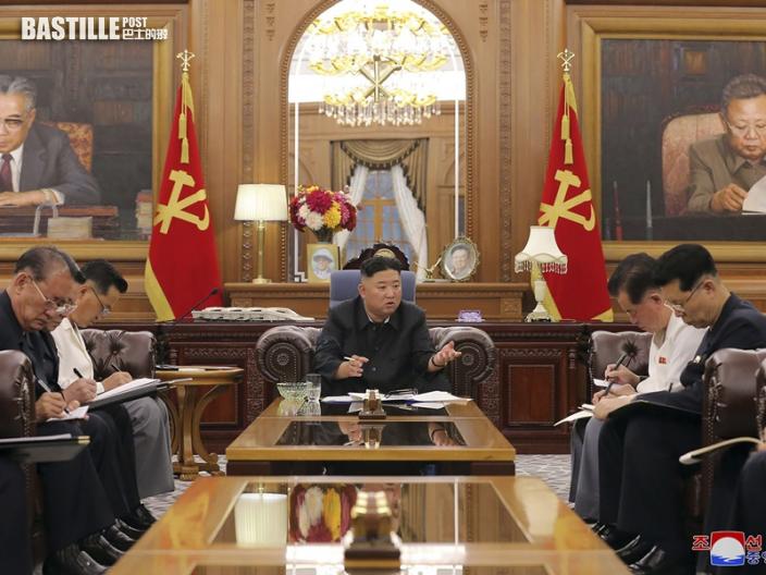 金正恩主持中央軍委會 要求強化軍事力量