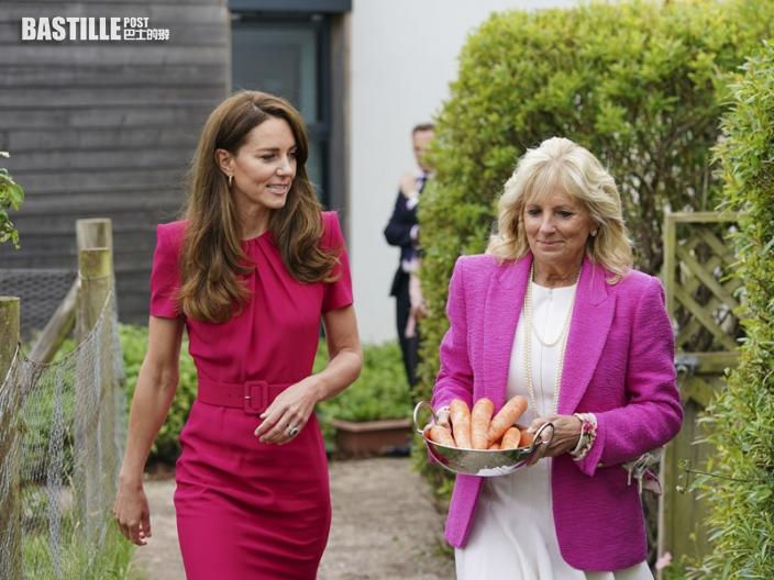 凱特指急不及待想與哈里梅根女兒見面