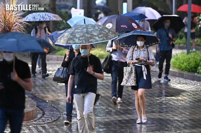 天文台︰短期內取消所有熱帶氣旋警告