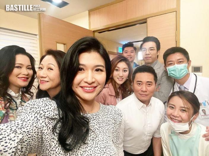陳偉琪約滿TVB不獲續約 不捨離開「細龍太」