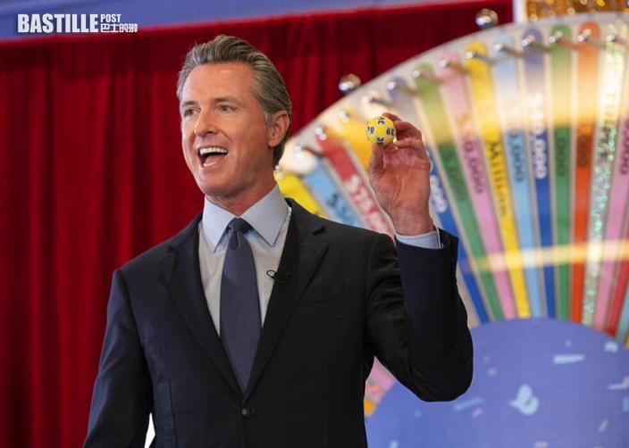 加州進行第二輪疫苗大抽獎 15 幸運兒各獲 5 萬美元