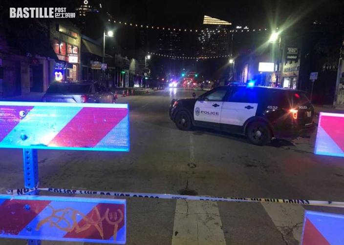 德州大規模槍擊案多人中槍 至少12傷1人垂危