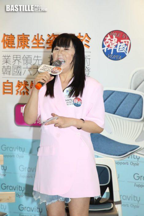 與何遠東姊弟檔商演 江欣燕避暑休息兩個月