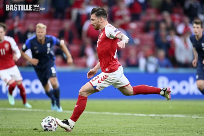 【歐國盃】相隔個半鐘比賽重開 新丁芬蘭一球小勝丹麥