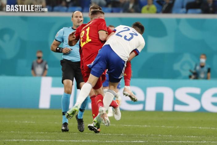 【歐國盃】盧卡古梅開二度 比利時三蛋炒俄軍
