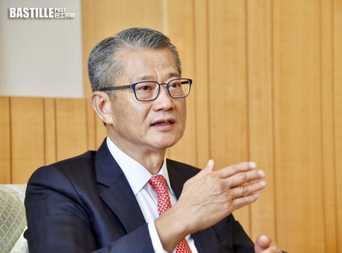 陳茂波:iBond認購反應熱烈 月底公布新一批銀色債券發行詳情