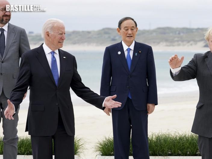 拜登晤菅義偉 商維持台海和平穩定