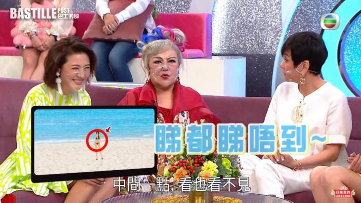 拍三級片子女受歧視 邵音音自爆搞到劉丹老婆嗌離婚