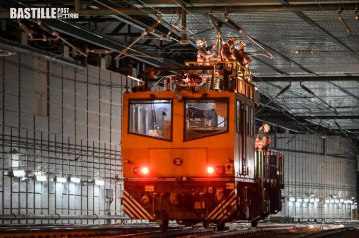 東鐵線旺角東至紅磡站今暫停 因應演唱會加強接駁巴士服務