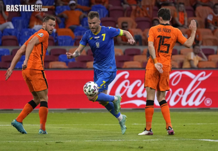 【歐國盃】杜費斯銅頭救荷蘭 3:2反「克」響頭炮