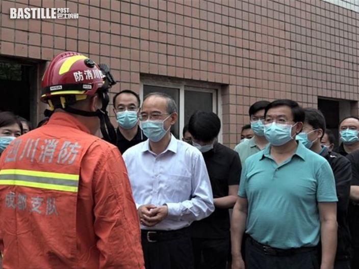 四川食品廠2工人掉落廢水池 4人施救相繼掉入池中亡