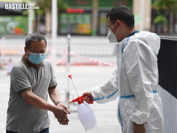 內地增23人確診 24宗無症狀感染均由境外輸入