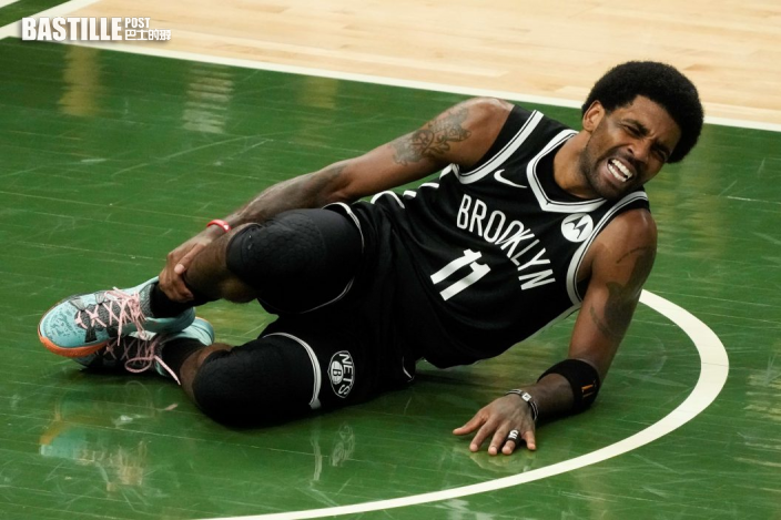【NBA】艾榮扭傷足踝傷出 公鹿挫網隊平場數