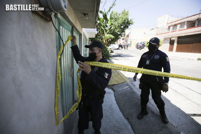 墨西哥殺人疑犯家地底 被挖出逾3千塊骸骨料至少17人遇害