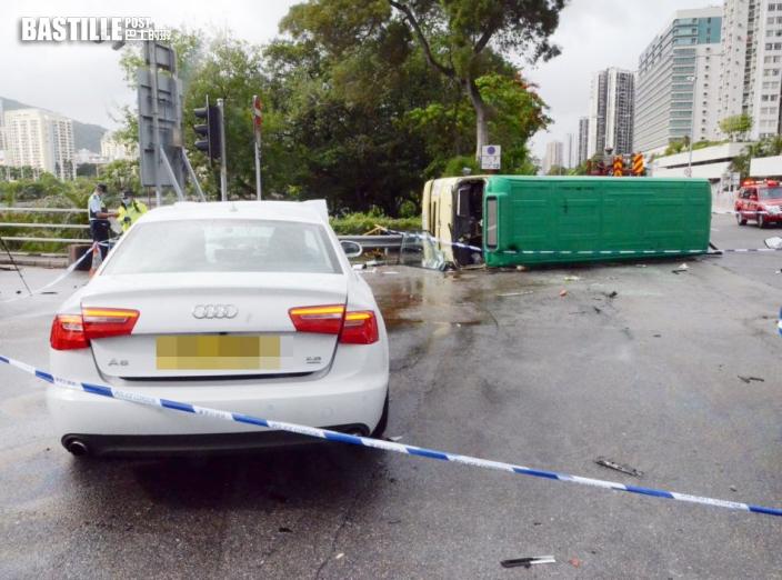 【沙田致命車禍】涉危駕女司機獲准保釋 消息指同涉衝燈另一司機自行到警署