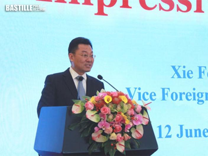 外交部稱中國堅持走和平發展道路 不搞脅迫不稱霸