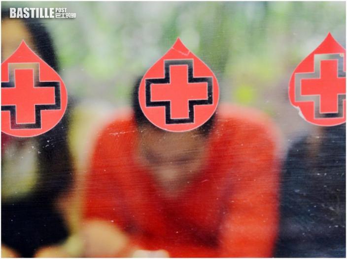 O型血存量僅5至6日 紅十字會籲市民踴躍捐血