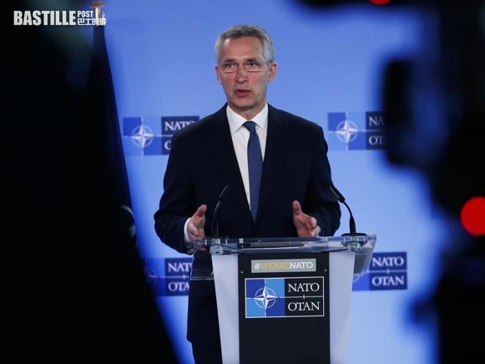 北約秘書長:應制定更強有力共同政策對抗中國