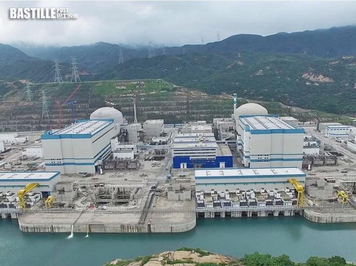【距離香港130公里】美媒指美國政府正調查廣東台山核電站洩漏報告