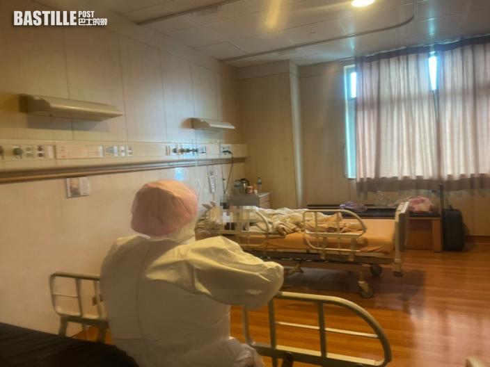 台腦退化婆婆染疫常偷走 醫護出奇招收服