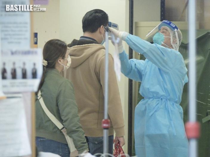 醫管局:2名確診病人出院 1人情況危殆
