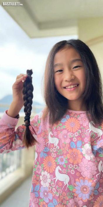 【為慈善出力】自詡12年經驗專業髮型師 張新悅剪到囡囡頭髮一忽忽