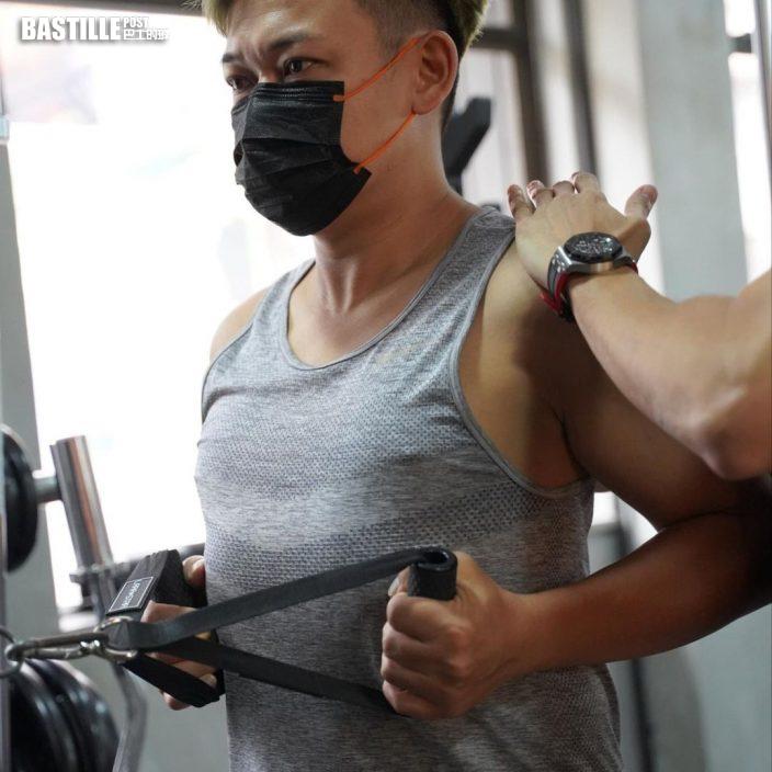 【調教你祖祖】求健身教練盡情折磨 梁祖堯決心做Gym搣甩大肚腩