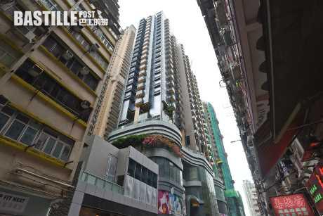 利奧坊‧曉岸中層1房戶608萬沽