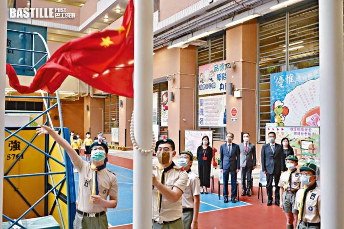 教局增設副秘書長專責落實國安教育 陳慕顏升任為期半年