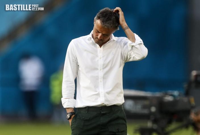 【歐國盃】莫拉達又屢失良機 獲將帥發聲維護