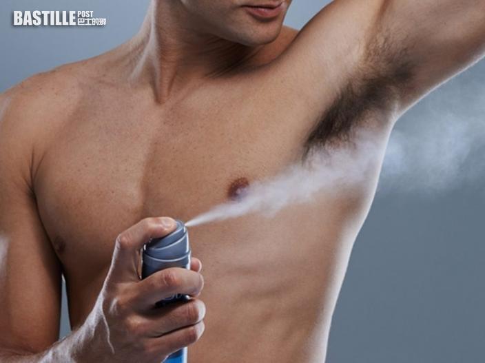 消委會:止汗劑體香劑含多種成分 或刺激皮膚致痕癢紅疹