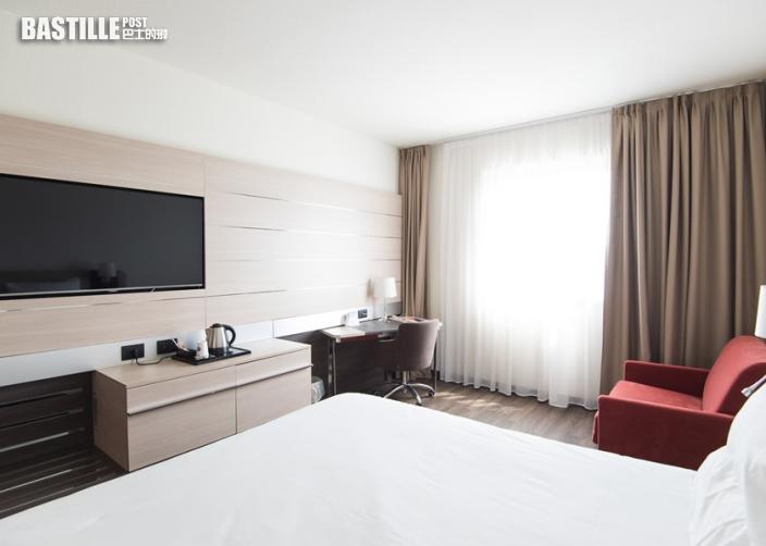 消委會:「Staycation」酒店海景房貨不對辦 窗外被兩大廈遮擋部分海景