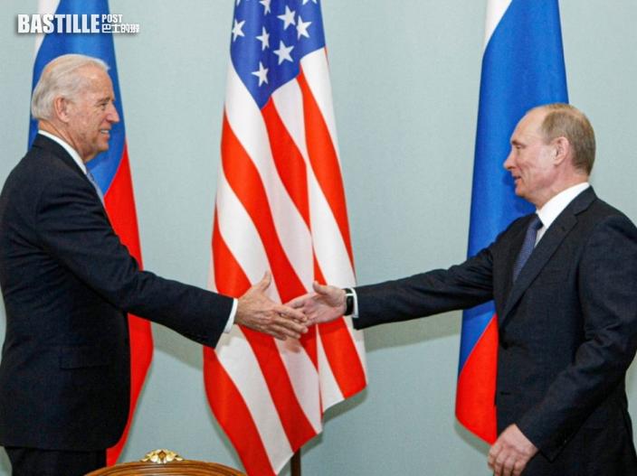 會晤在即 拜登稱普京難應付是值得重視的對手