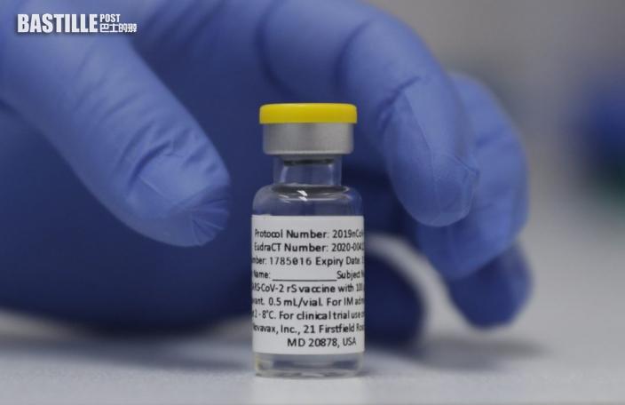 Novavax新冠疫苗有效率90% 料下季申請緊急使用