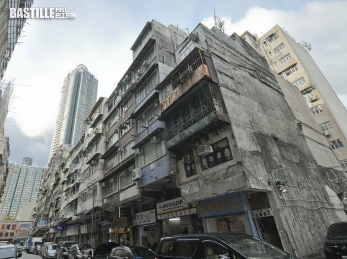 市建局未來5年耗逾千億元收購重建 提供1.8萬個單位
