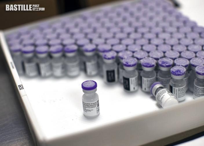 台灣批准有條件進口復必泰疫苗