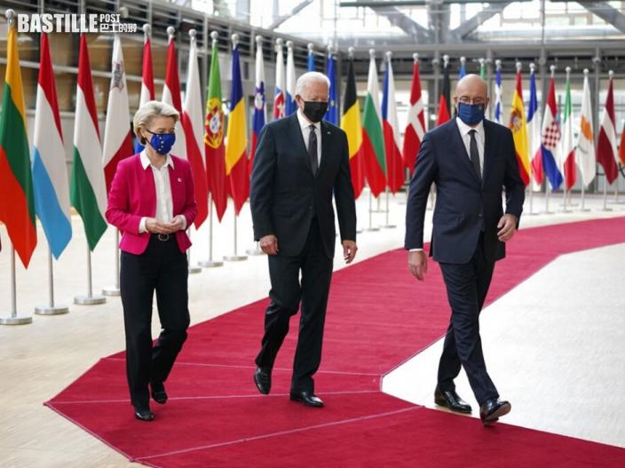美歐達協議解決貿易爭端 5年內不加徵關稅