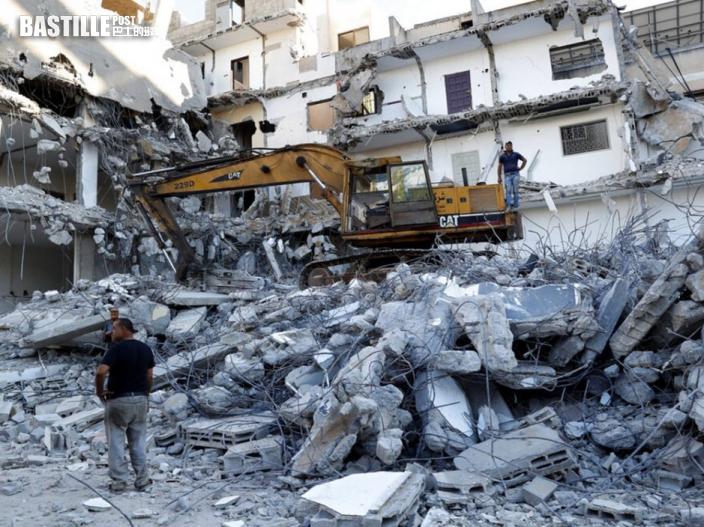 【戰火重燃】以色列空襲加沙 自停火協議後首次
