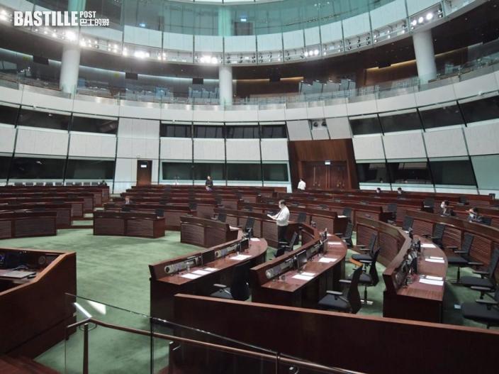 立法會大會辯論議案 促政府延續支援失業者
