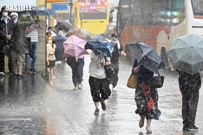 未來3日酷熱 低壓槽徘徊下周三四「顯著降雨」機會最高
