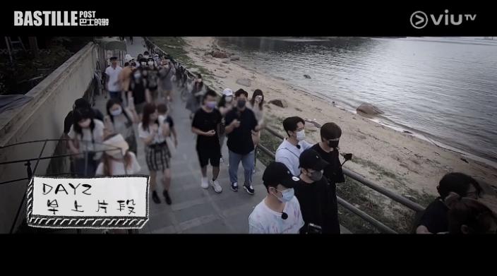 【調教你MIRROR】勸Fans勿阻礙拍攝  姜濤呻「私追」粉令MIRROR變散沙