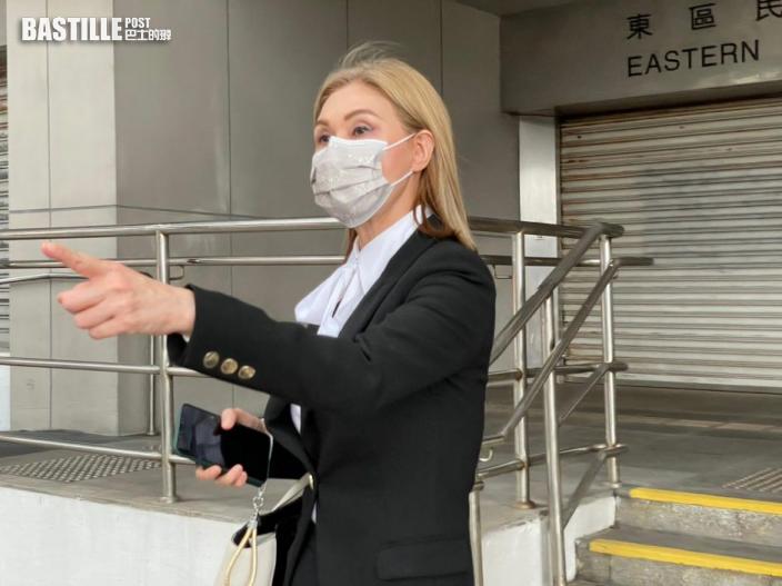 寇鴻萍否認意圖逃稅 兩證人指被虛報受僱報稅