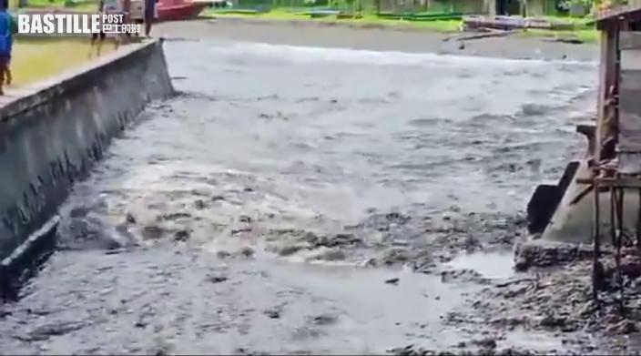 印尼6.1級地震 當局警告海嘯撤離