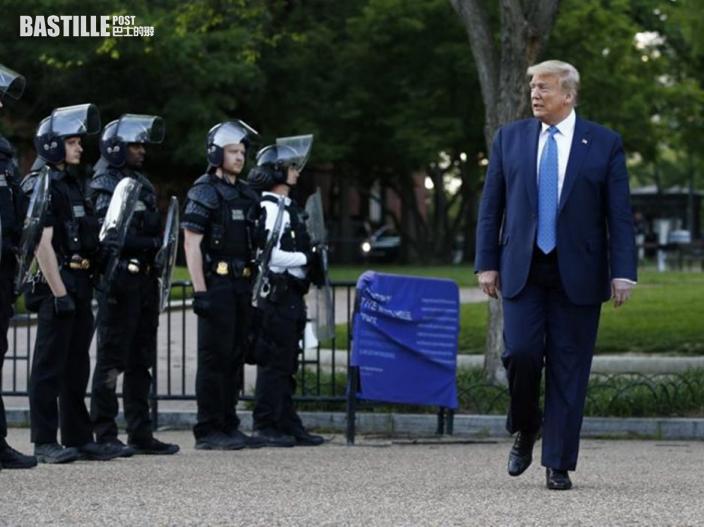 特朗普將視察美墨邊界 批拜登引發偷渡危機