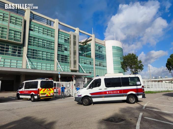 五高層疑涉國安法被捕 壹傳媒開市前停牌