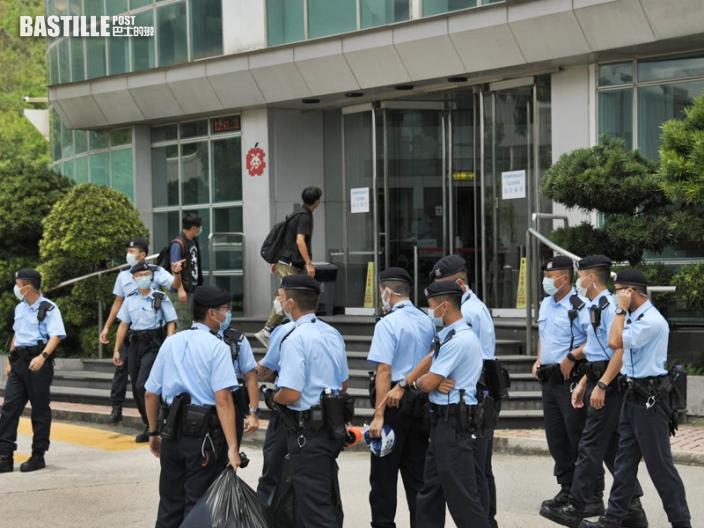 【壹傳媒案】駐港國安公署及中聯辦堅決支持警方執法