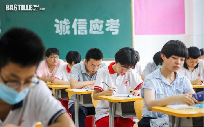 據報內地擬整頓私校禁止學生假期補習